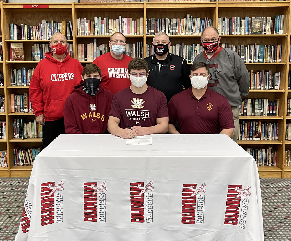 Jacob Kamperman Signs With Walsh​ University