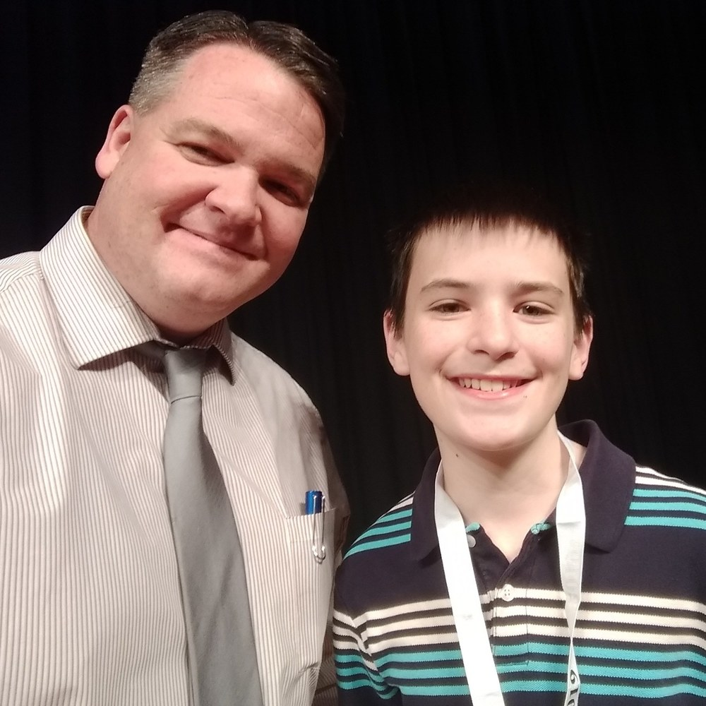 John Rhodes, Back-to-Back CMS Geography Bee Champion