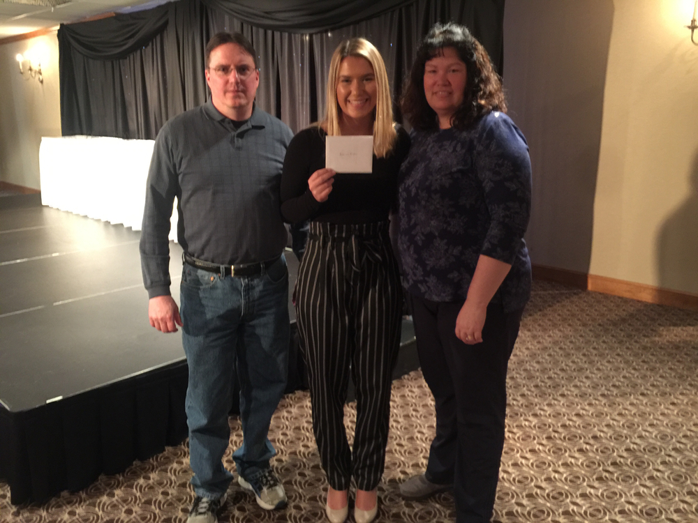 Columbiana Area Chamber of Commerce Scholarship