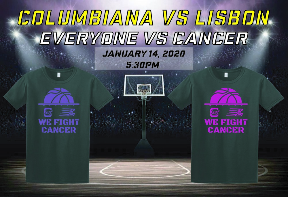 Columbiana and Lisbon Team Up to Fight Cancer Together