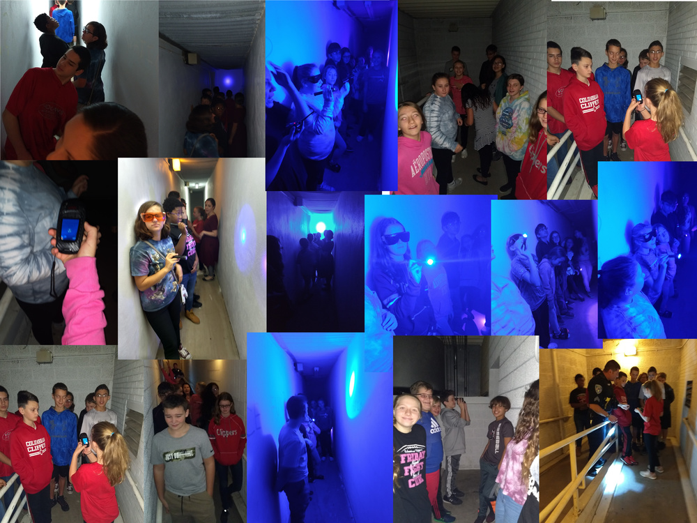 7th Graders Discover the Electromagnetic Spectrum