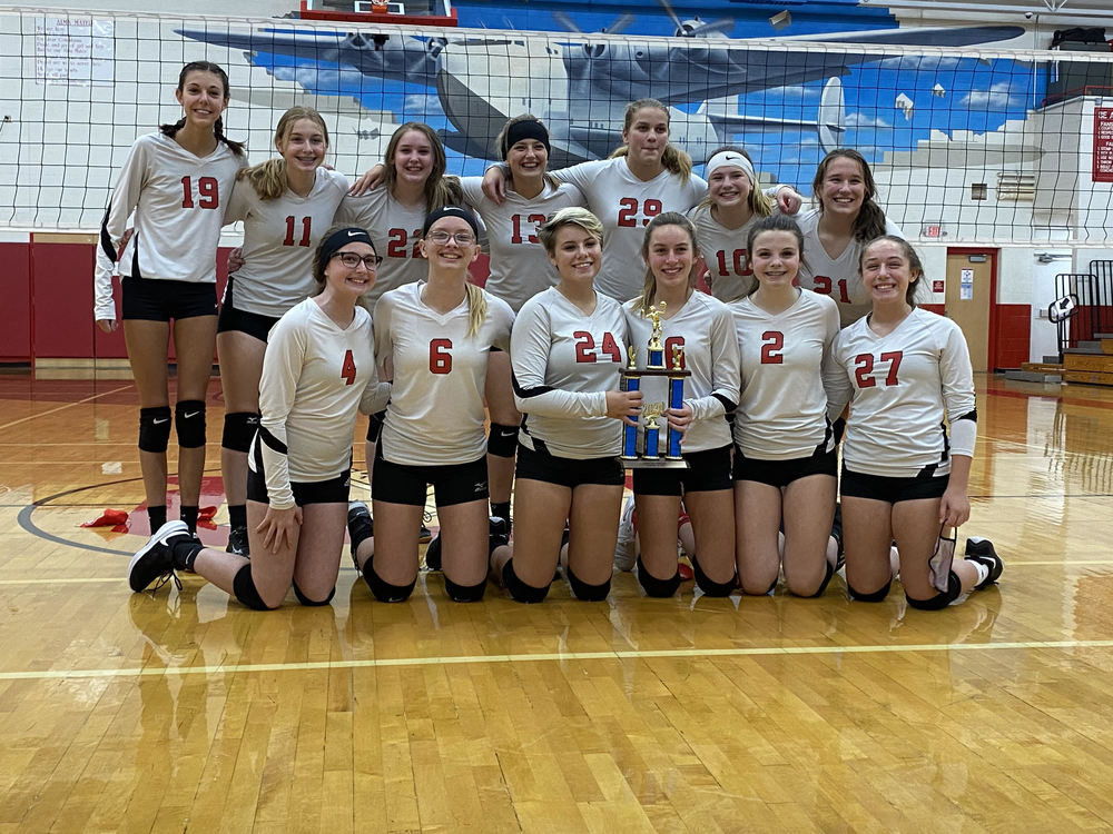 2020 EOAC Volleyball Champions