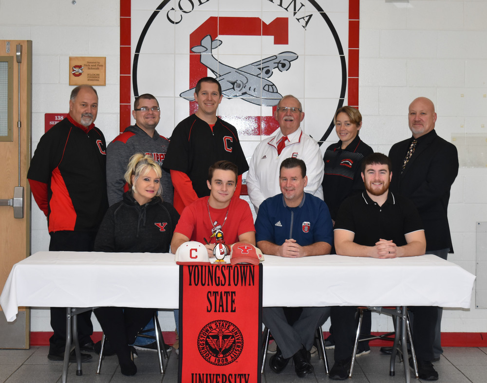 Chase Franken Signs With Youngstown State University
