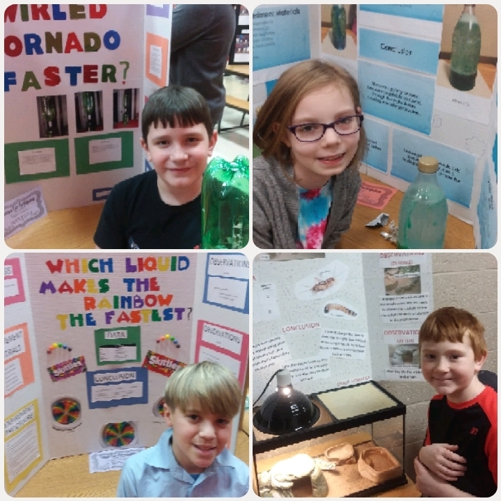 4th Grade Annual Science Fair