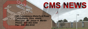 CMS March Newsletter