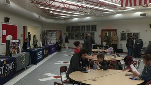 Inaugural CHS College Fair