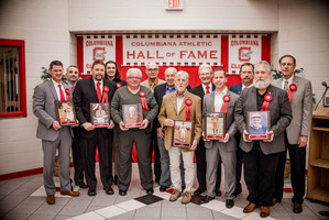 2019 Athletic Hall of Fame