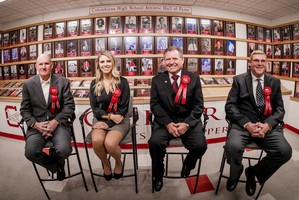 Athletic Hall of Fame Adds Four Members