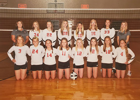 Meet Our 7th Grade Volleyball Team