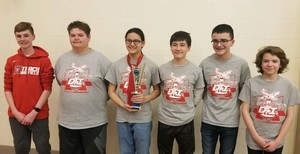 DI  Technical Team Qualifies for Globals