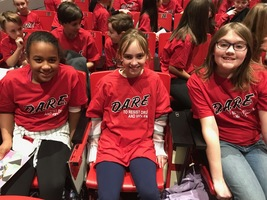 Congratulations to our D.A.R.E Graduates