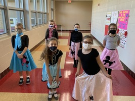 50th Day of School Celebration
