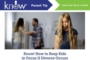 Parent Tip - Divorce