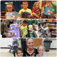 Book Fair and Family Literacy
