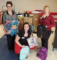 School Supply and Back Pack Donation