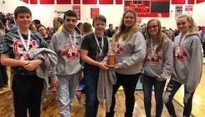 State DI Winners - Qualify for Globals