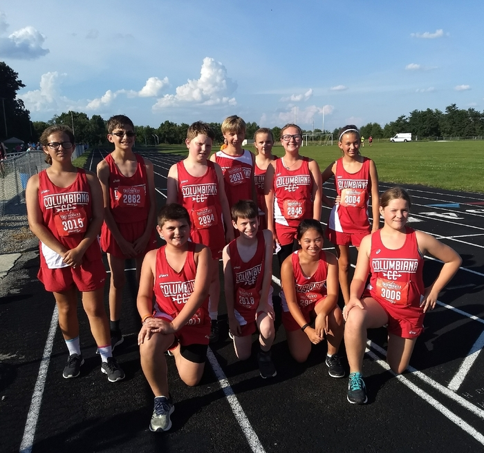 CMS cross country