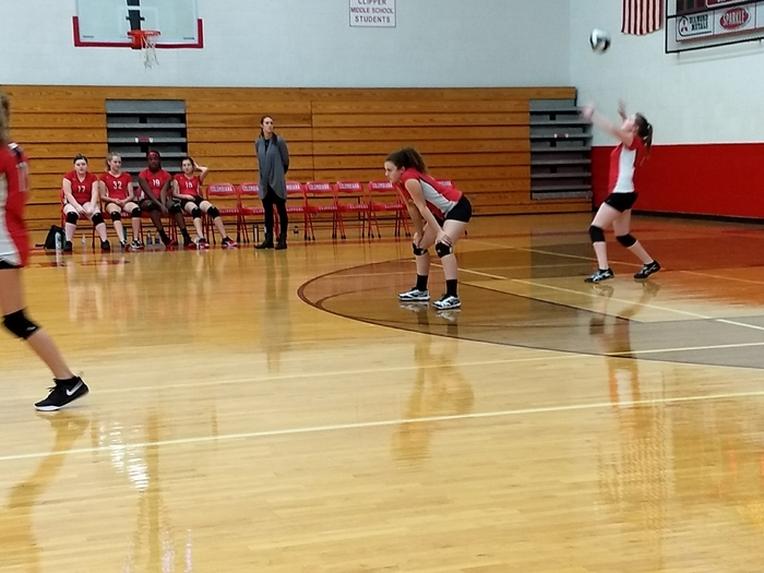8th Grade Clipper Volleyball