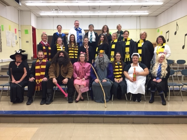 CMS Staff Makes Education Magical