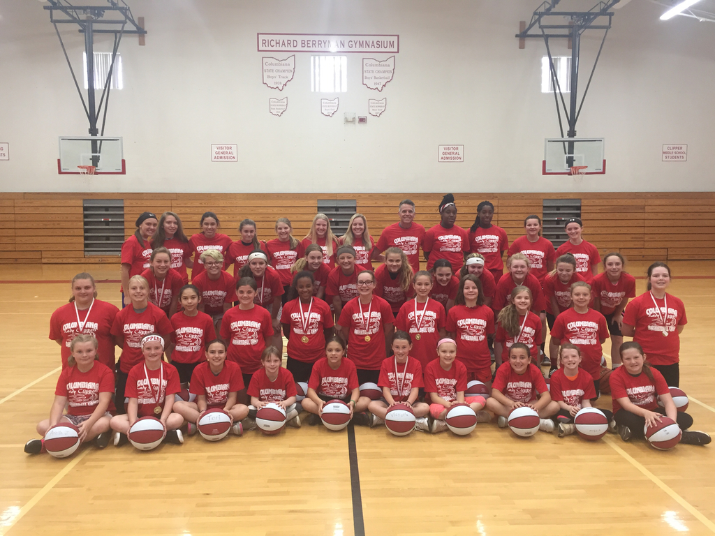 Clipper lady camp 2019