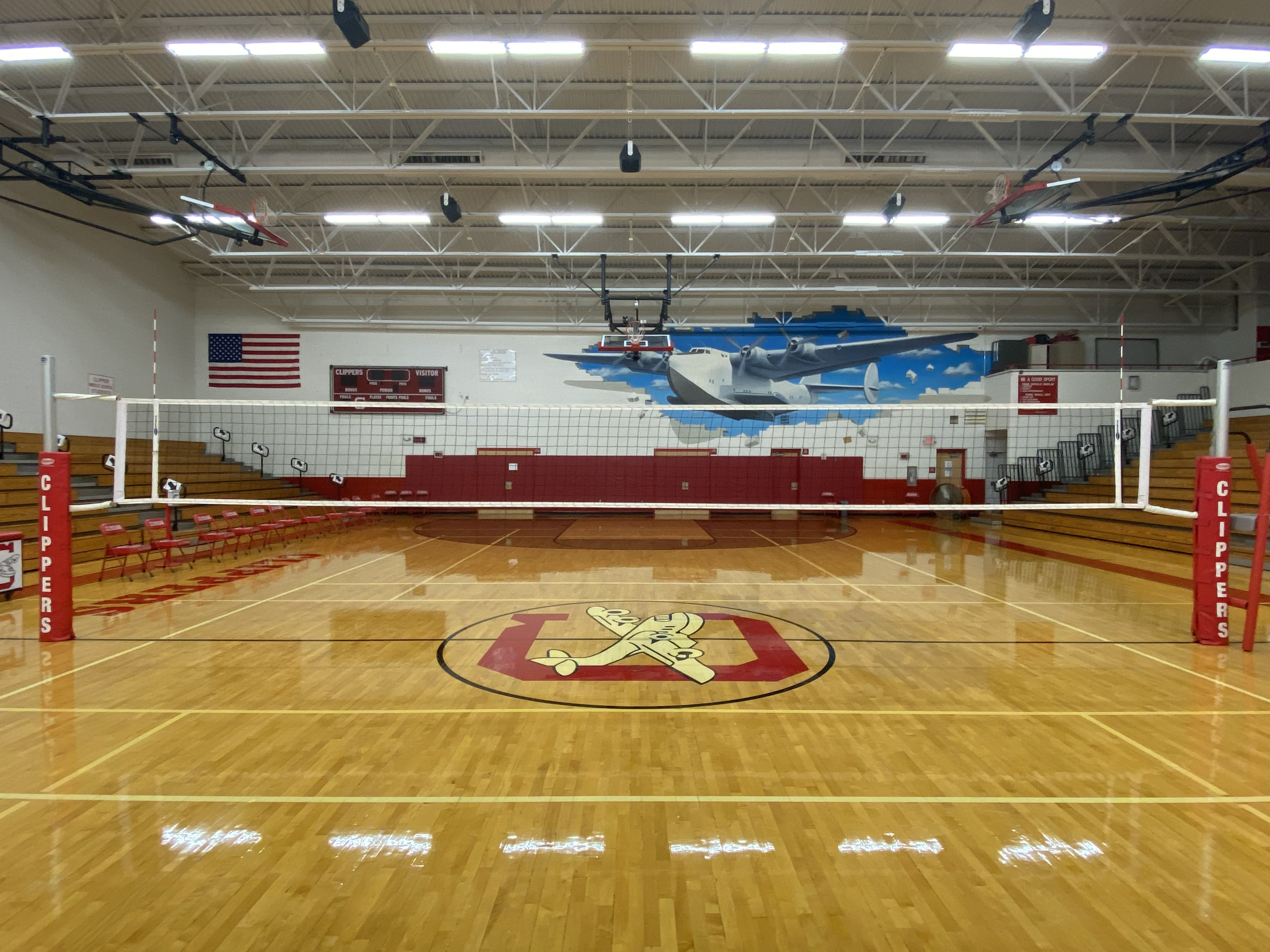 Columbiana High School Gym